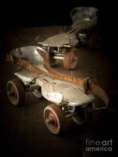 Roller Photograph - Childhood Memories by Edward Fielding