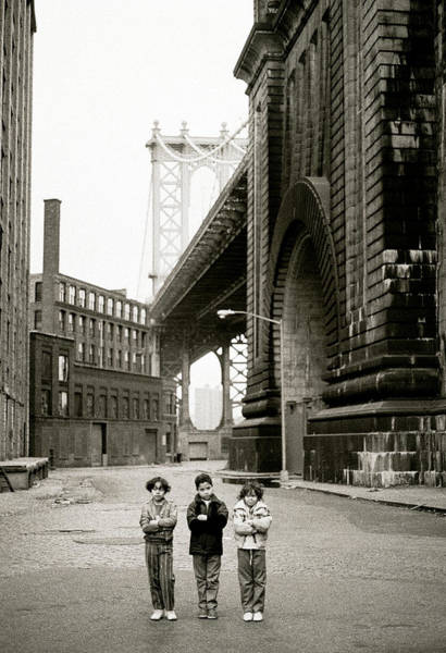 Photograph - A New York Childhood by Shaun Higson