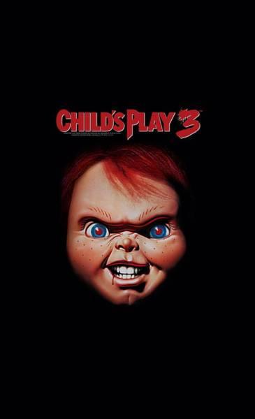 Chucky Wall Art - Digital Art - Childs Play 3 - Chucky by Brand A