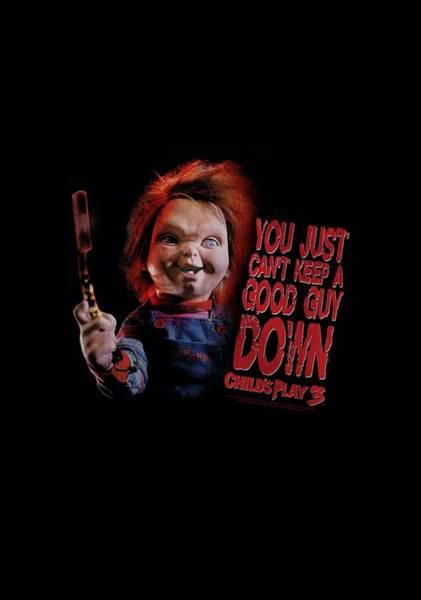 Chucky Wall Art - Digital Art - Childs Play 3 - Good Guy by Brand A