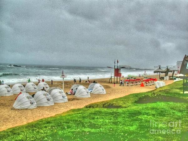Photograph - Chile Beach Day South America by Tap On Photo