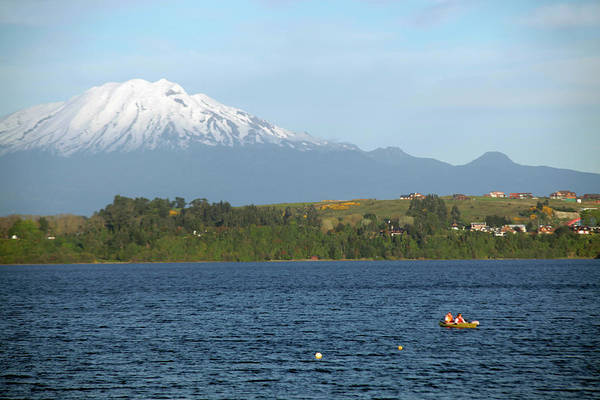 Andes Photograph - Chile, Puerto Varas by Kymri Wilt