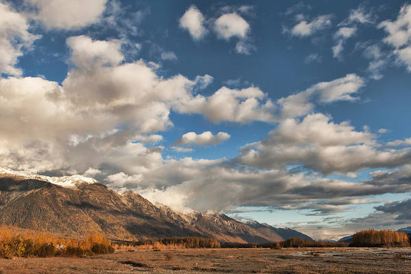 Haines Falls Photograph - Chilkat Mountains In Fall by Michele Cornelius