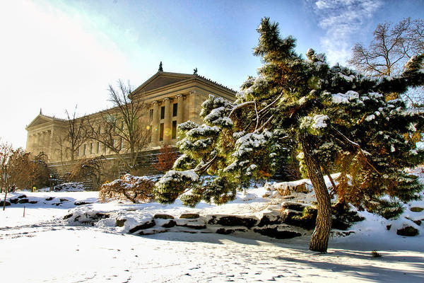 Photograph - Chilly At The Museum by Alice Gipson