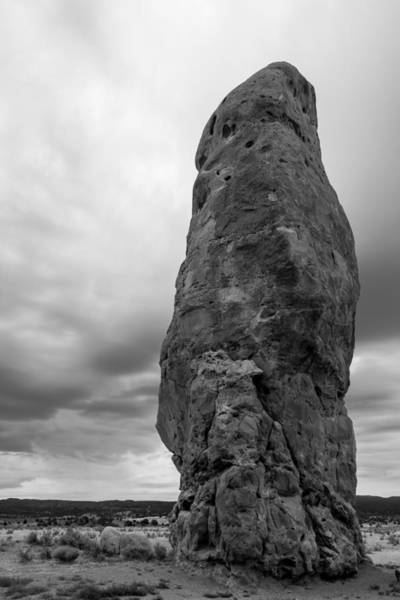 Kodachrome Wall Art - Photograph - Chimney Rock by Kevin Grant