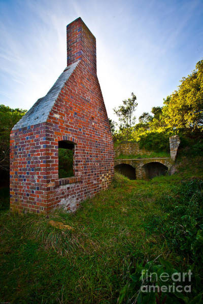 Chimnies Photograph - Chimny Landscape by Alexander Whadcoat