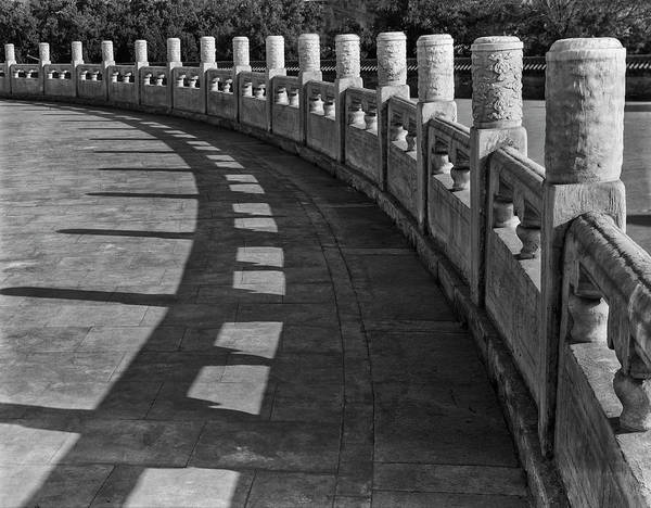 Beijing Photograph - China, Beijing Temple Of Heaven by John Ford