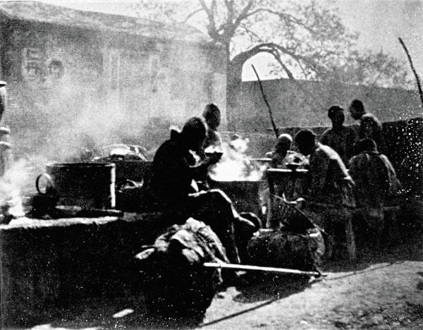 Coolie Photograph - China Coolies, C1912 by Granger