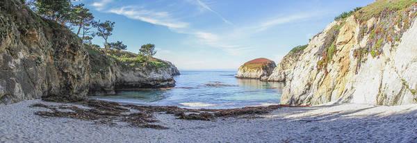 Photograph - China Cove Point Lobos by Brad Scott