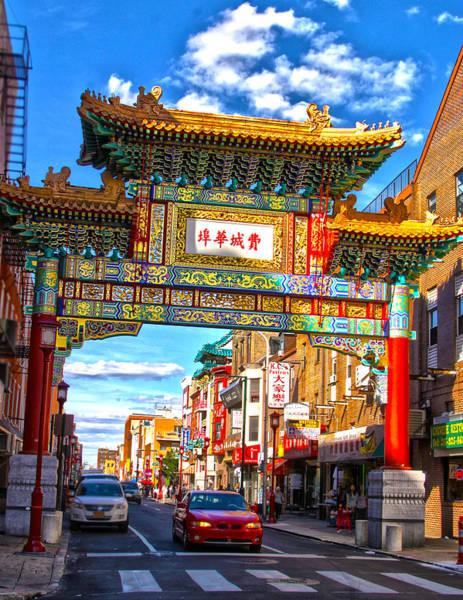Wall Art - Photograph - China Gate Philadelphia by Frank Savarese