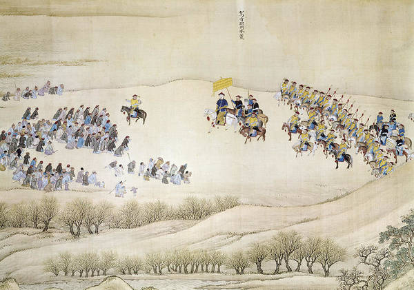 Wall Art - Painting - China Inspection Tour by Granger
