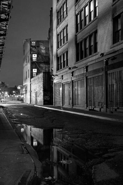 Photograph - Chinatown New York City - Forsythe Street by Gary Heller