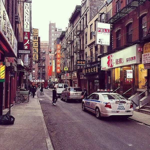 Wall Art - Photograph - Chinatown Stroll by Randy Lemoine