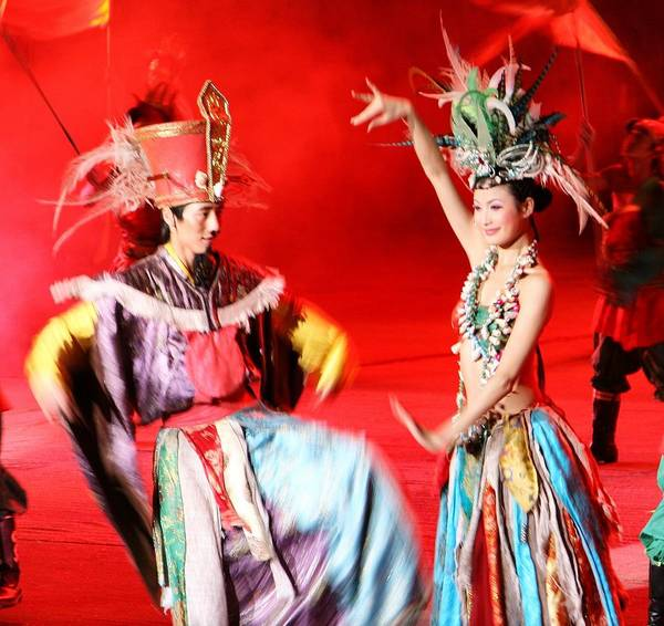 Photograph - Chinese Opera by  Jose Carlos Fernandes De Andrade