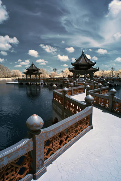 Chinese Pavilion Photograph - Chinese Pavilion by Www.tonnaja.com