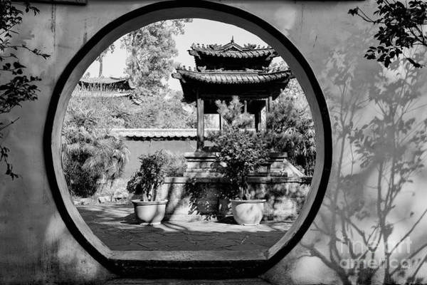 Wall Art - Photograph - Golden Temple Doorway by Dean Harte