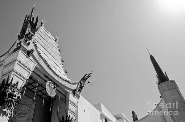 Movie Photograph - Chinese Theater by Dan Holm
