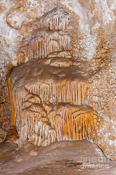Chinesetheater Carlsbad Caverns National Park Art Print