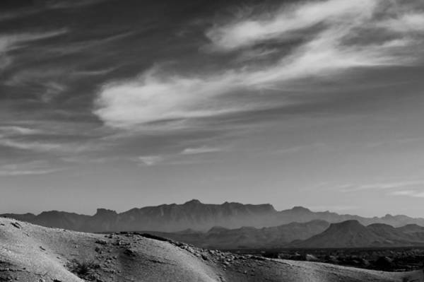 Chisos Mountains Photograph - Chisos by Maria Blosser