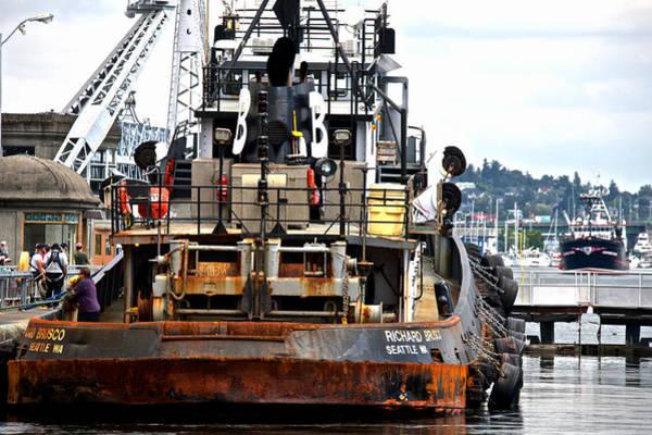 Photograph - Chittenden Locks Ballard Seattle Washington by Steven Lapkin