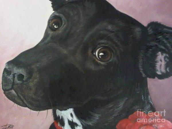 Painting - Chloe by Ana Marusich-Zanor