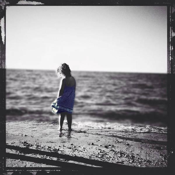 Photograph - Chloe by Natasha Marco