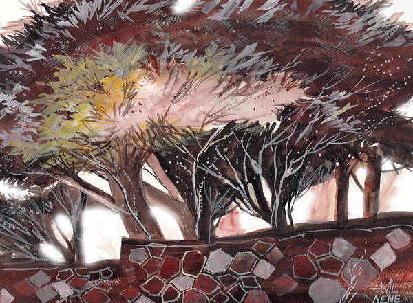 Painting - Chocolate by Anil Nene