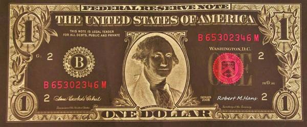 Photograph - Chocolate Dollar One by Rob Hans