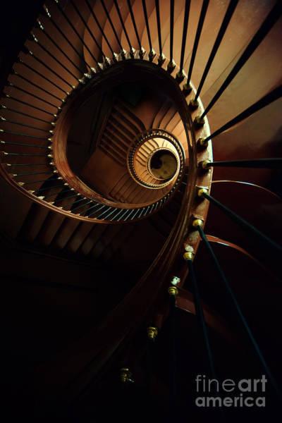 Photograph - Chocolate Spirals by Jaroslaw Blaminsky