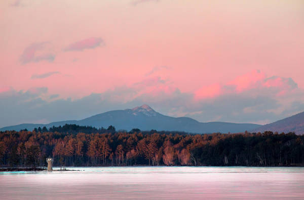 Photograph - Chocorua And Spindle Point by Robert Clifford