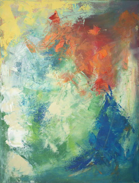 Painting - Chomsky Still Life by Tim Nyberg