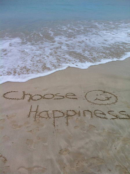 Photograph - Choose Happiness by Angela Bushman