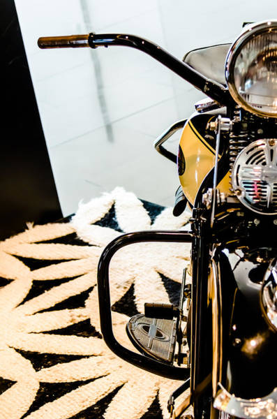 Photograph - Chopper On My Carpet by Sotiris Filippou