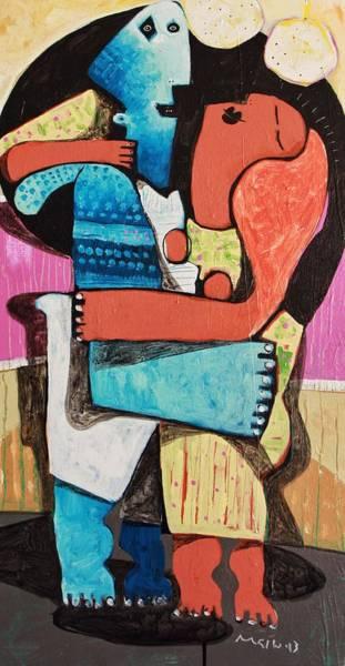 Wall Art - Painting - Chorum No. 1  by Mark M  Mellon