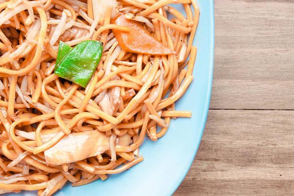 Stir Photograph - Chow Mein by Tom Gowanlock