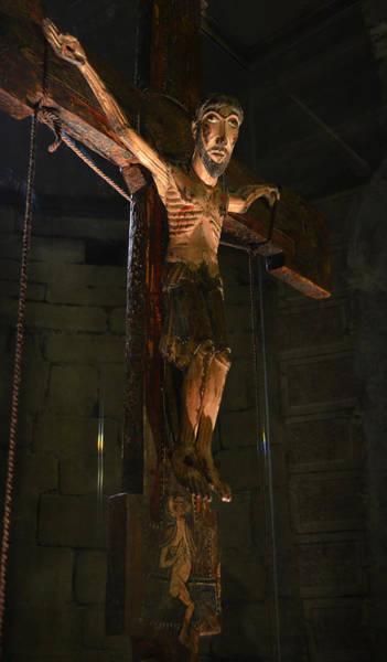 Photograph - Christ Of Salardu by RicardMN Photography