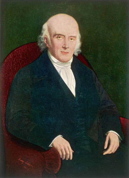 Homeopathy Drawing - Christian Friedrich Samuel  Hahnemann by Mary Evans Picture Library