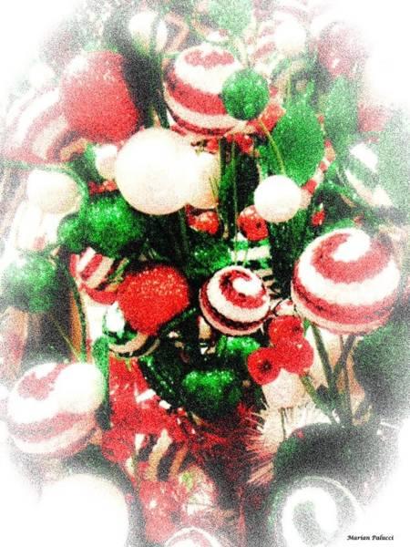 Photograph - Christmas 1 by Marian Palucci-Lonzetta