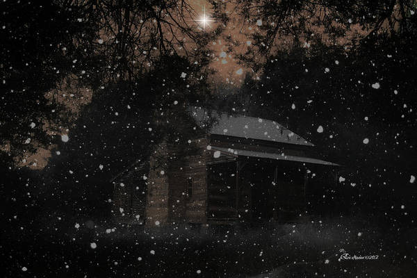 Photograph - Christmas At The Homestead by Ericamaxine Price