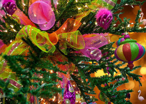Photograph - Christmas Flair by Paulette B Wright