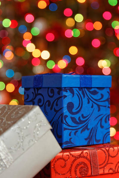 Photograph - Christmas Gifts by Peter Lakomy