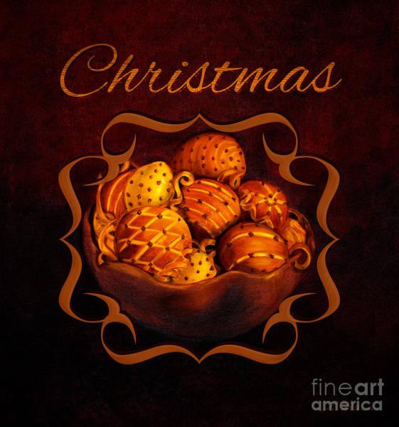 Wall Art - Photograph - Christmas Greetings by Iris Richardson