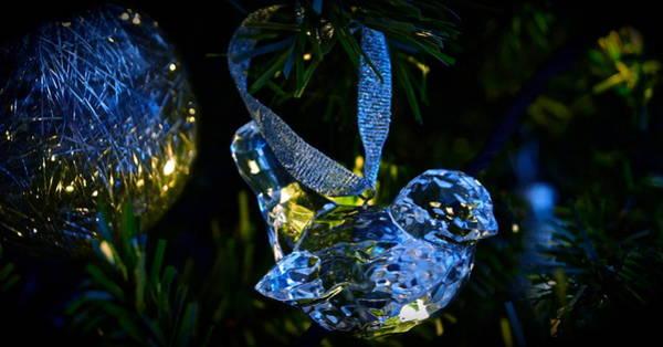 Christmas In Glass Art Print