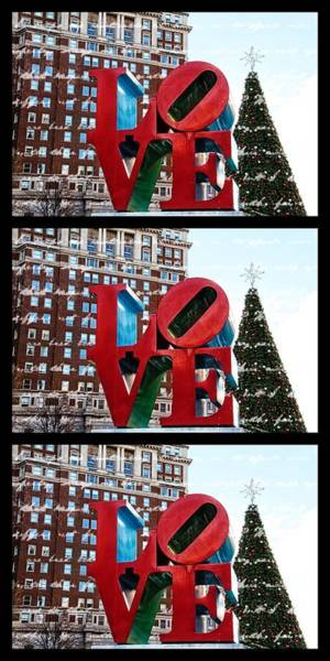 Photograph - Christmas Love by Alice Gipson