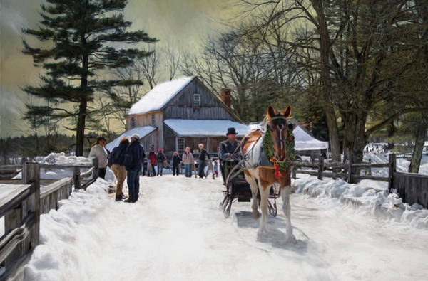 Photograph - Christmas Paint by Robin-Lee Vieira