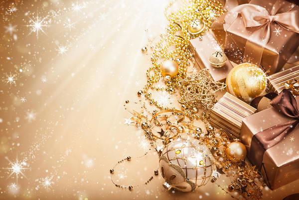 Photograph - Christmas Presents by Doc Braham
