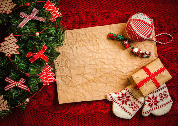 Photograph - Christmas Presents For The Baby by Doc Braham