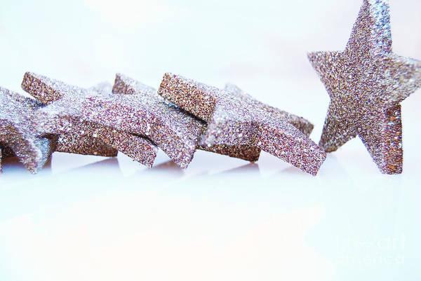 Weihnachten Photograph - Christmas Stars by Sabine Jacobs