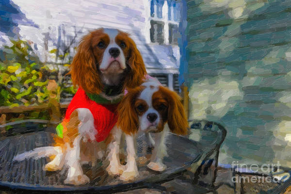 Digital Art - Christmas Sweater by Dale Powell