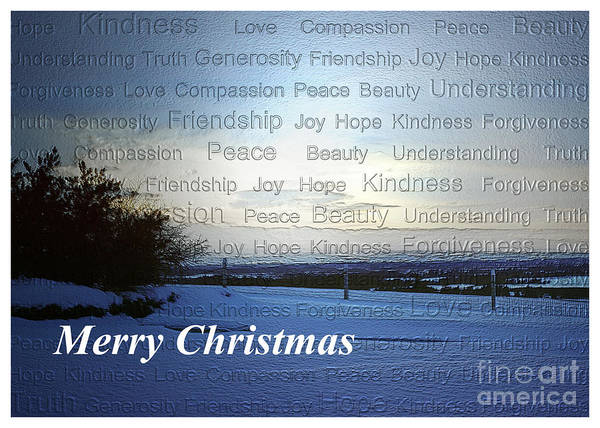 Photograph - Christmas Wishes by Belinda Greb